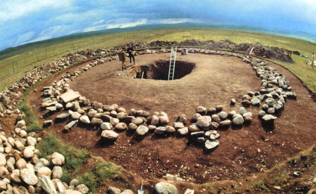 Плато Укок - место, где нашли алтайскую принцессу